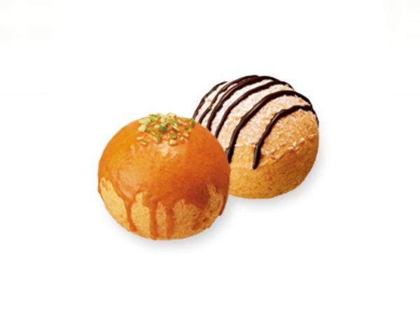 ポン・デ・シュードーナツ パンプキン&クッキークリーム