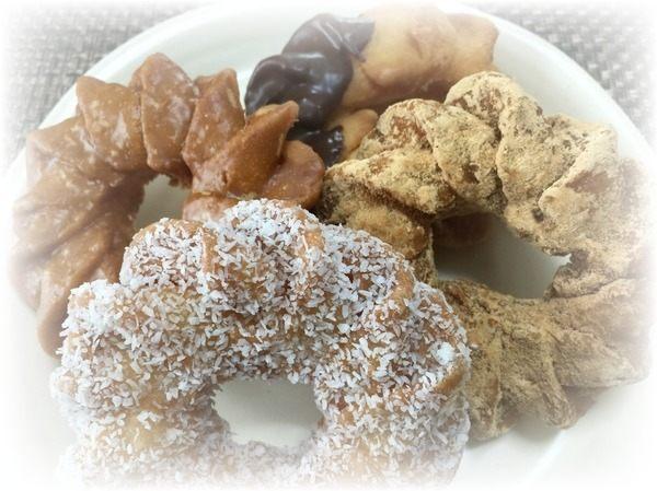 【ミスド】メープルスティックとクッキークルーラー2