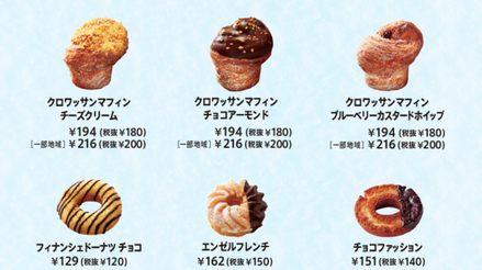 凍らせドーナツ2