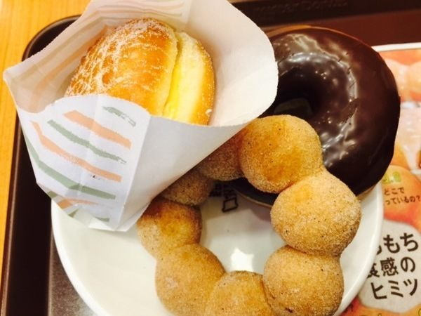 ドーナツ食べ放題8